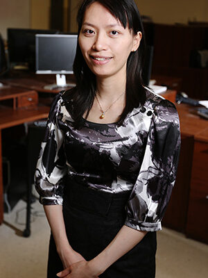 Dan Lin is Missouri S&T's Woman of the Year