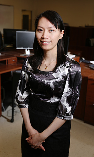 Dr. Dan Lin, Missouri S&T's 2015 Woman of the Year