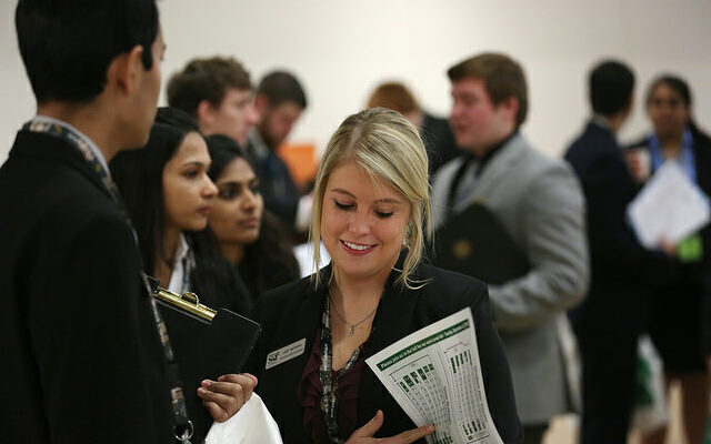 Record number of recruiters expected at Missouri S&T's Career Fair