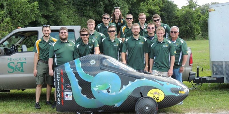 Missouri S&T's HPVC team wins national competition