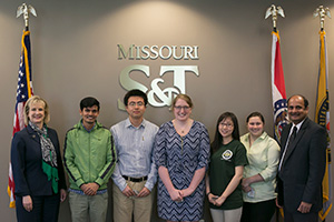 Missouri S&T announces Chancellor's Challenge Award