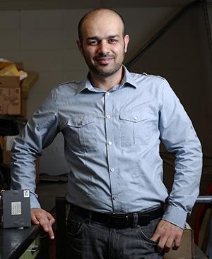 Missouri S&T's Ghasr earns international recognition