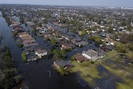New Orleans' levee system failure after Katrina has mistaken culprit