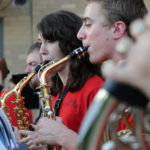 Perform in the Rolla Town Band this summer