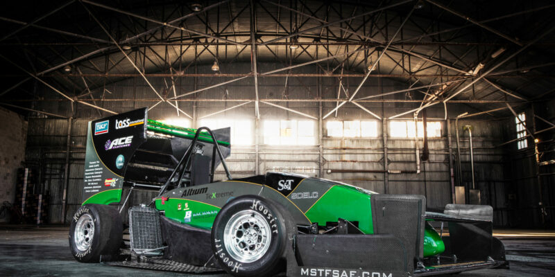 Missouri S&T Formula car wins Canadian competition
