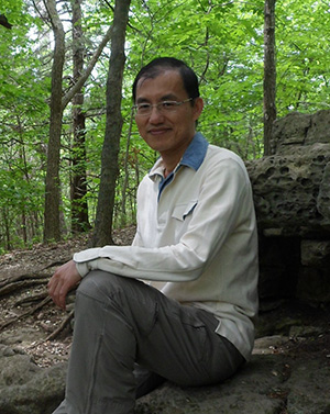 Huang named interim chair of biological sciences