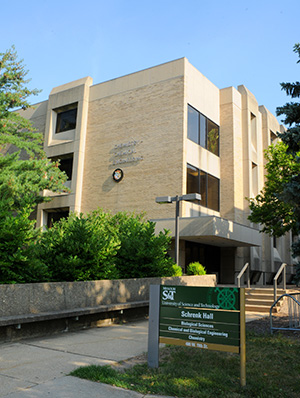 Missouri S&T to renovate Schrenk Hall