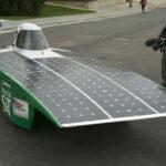The Solar Car on April 16, 2015.      Sam O'Keefe/Missouri S&T