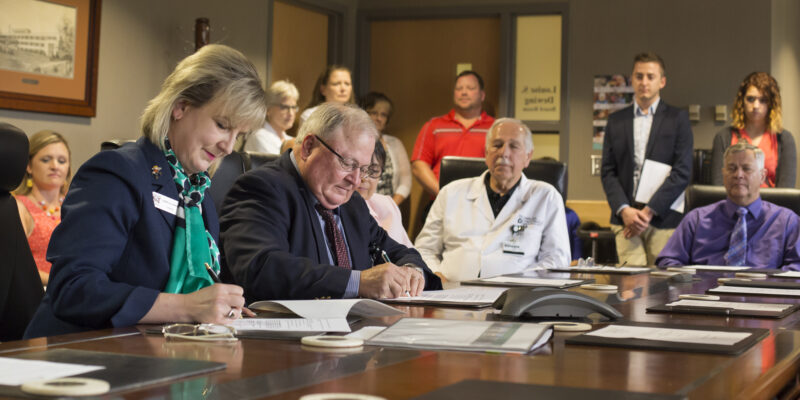 Missouri S&T, PCRMC form partnership for research and education
