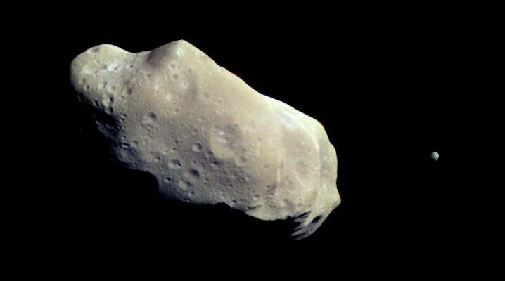 Missouri S&T researcher bakes asteroids to find water