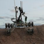 Photo courtesy of the Mars Rover Design Team Facebook page.