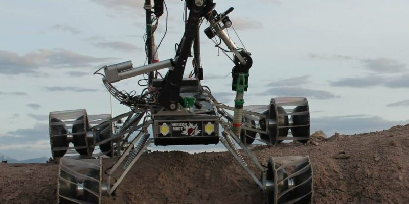 Missouri S&T to represent USA at European Rover Challenge