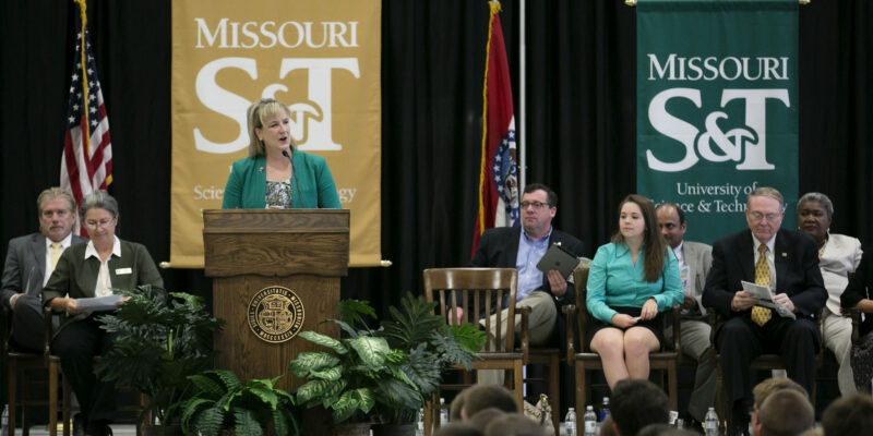 Opening Week introduces freshmen to university life at Missouri S&T