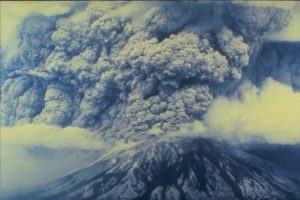 Mount St. Helens erupted on May 18, 1980, killing 57 people. Missouri S&T researchers are working to find a way to more accurately predict volcanic eruptions and earthquakes.