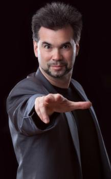 Leach Theatre season begins with psychic show