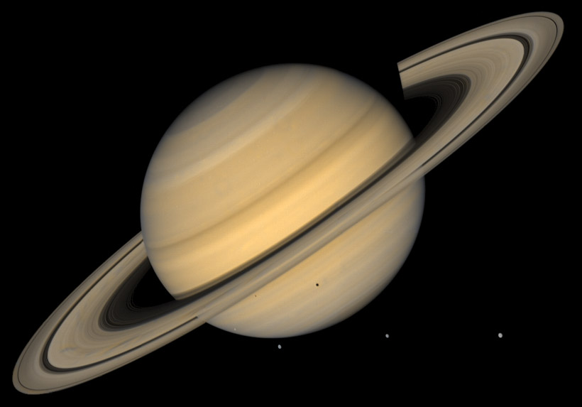 Missouri S&T – News and Events – Visitors' Nights return ... View Of The Sun From Saturn