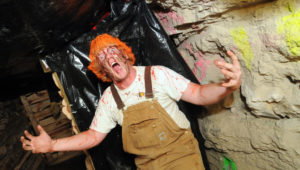 Missouri S&T's Haunted Mine is open Oct. 23, 24, 29, 30 and 31 at the university's Experimental Mine off Bridge School Road in Rolla.