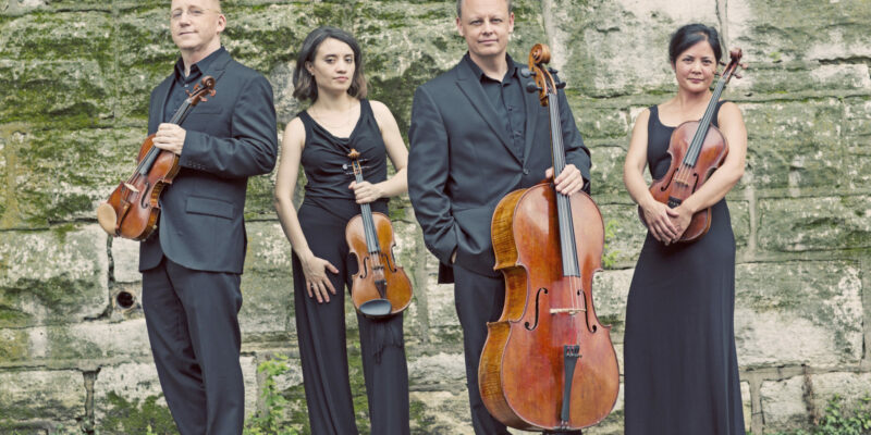 Arianna String Quartet to perform at Missouri S&T