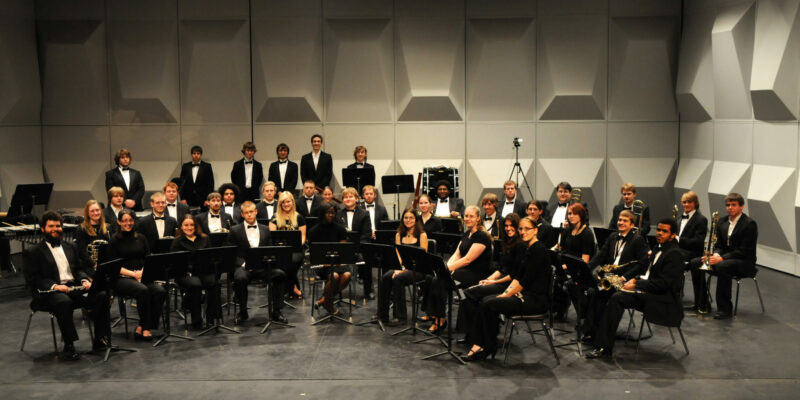 Wind Symphony to perform fall concert Oct. 6