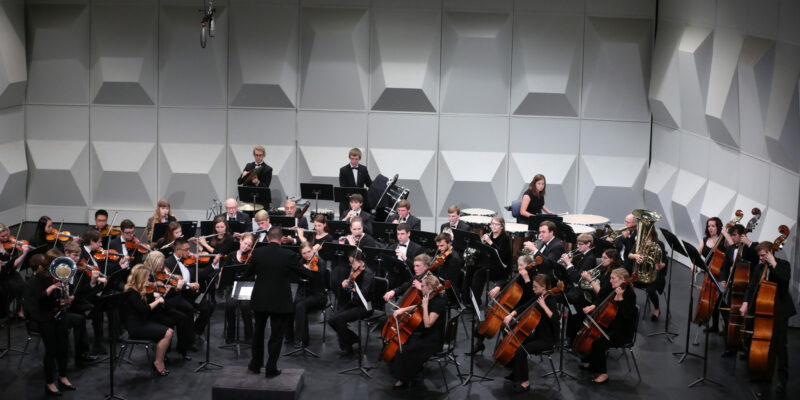 Hear Christmas songs and fireworks at Missouri S&T's orchestra concert