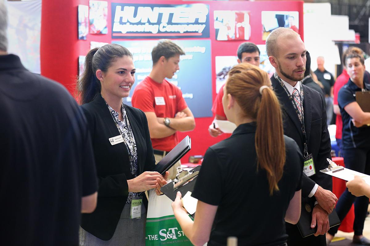 Missouri S&T – News and Events – Rock the Career Fair