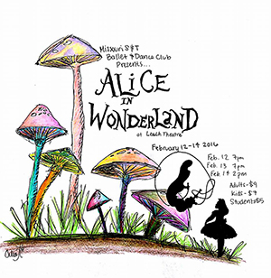 S&T Ballet and Dance Club to perform 'Alice in Wonderland'