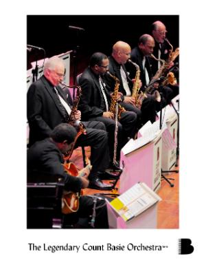 'Legendary Count Basie Orchestra' to perform at Leach Theatre