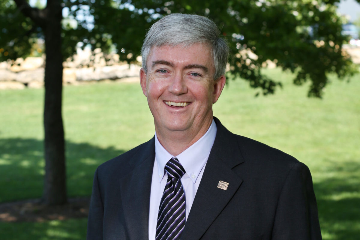 Dr. Matt O'Keefe was named Fellow of ASM International.
