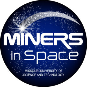 Miners in Space logo