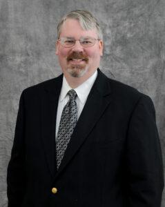Dr. Michael Bruening.