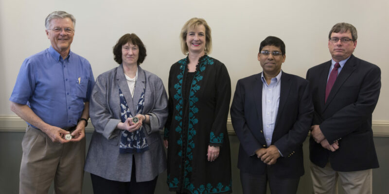 Chancellor's Challenge Award presented for campus innovation