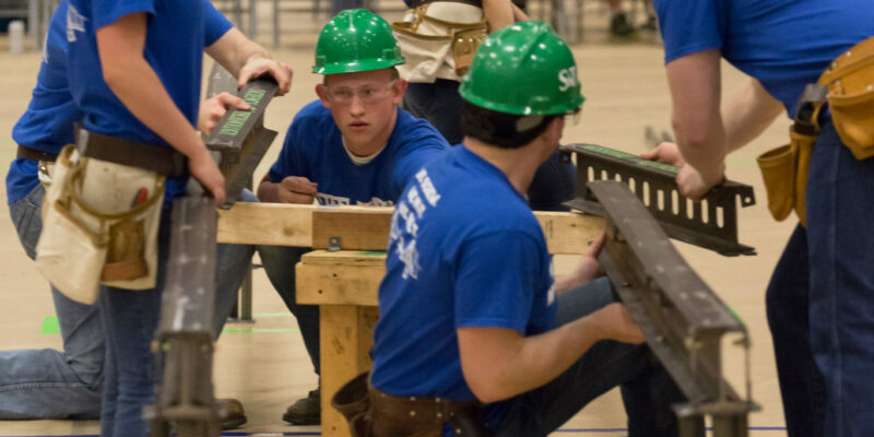 S&T's Concrete Canoe and Steel Bridge teams prepare for competition