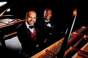 Father-son piano duo to perform at Leach Theatre