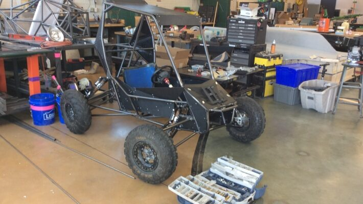 Missouri S&T's Baja car to race in Kansas
