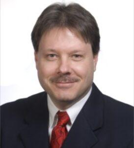 Dr. Cochran. Photo by the University of Alabama.