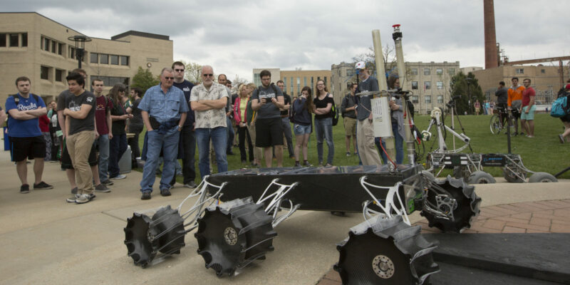 Missouri S&T design team heads to 'Mars'