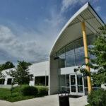 The Technology Development Center. Photo by Sam O'Keefe/Missouri S&T.