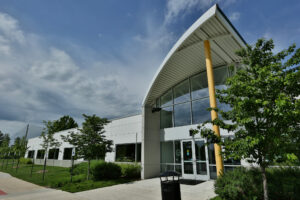 The Technology Development Center. Photo by Sam O'Keefe/Missouri S&T.