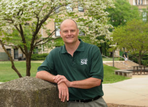 Missouri S&T professor Joel Burken has been named a Fellow by the Association of Environmental Engineering and Science Professors. A member for 22 years, Burken is one of four Fellows in the 2016 class.