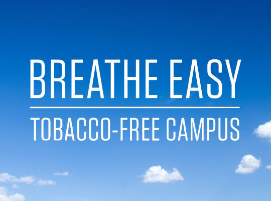 Campus prepares to become tobacco free