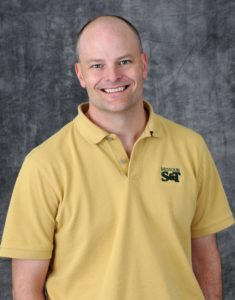 Professor Joel Burken has taken over as chair of the civil, architectural and environmental engineering department at Missouri S&T. He had been the department's interim chair since December.
