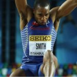 For alumnus Tyrone Smith, a third trip to the Olympics