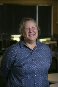 Dr. Mariesa Crow, the Fred W. Finley Distinguished Professor of Electrical and Computer Engineering at Missouri S&T.                         Sam O'Keefe/Missouri S&T