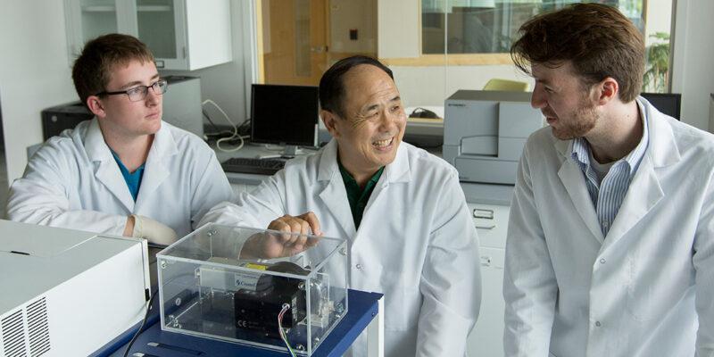 Chemistry researcher receives prestigious honor