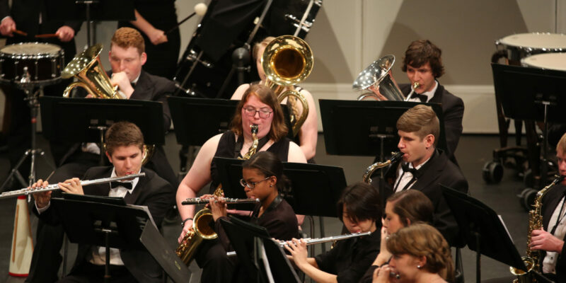 S&T Symphonic Band and Wind Symphony to perform Nov. 11