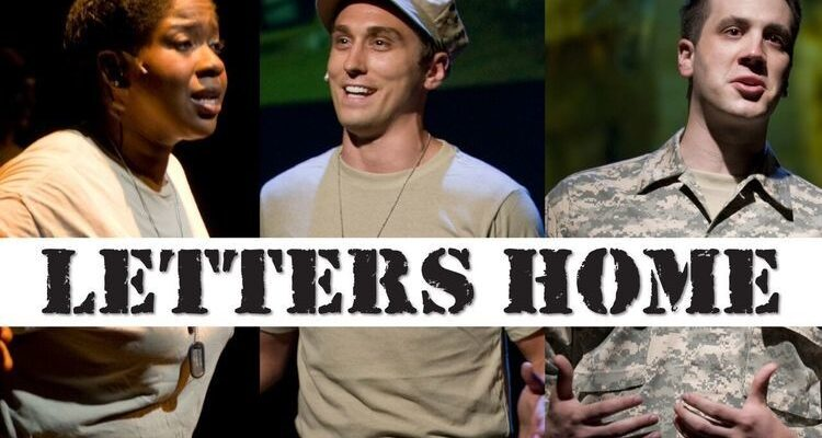 Leach Theatre to welcome true accounts of soldiers on the front with 'Letters Home'