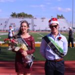 Missouri S&T 2016 Homecoming Queen and King.