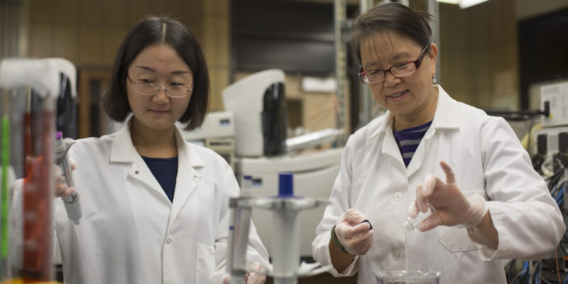 Missouri S&T researchers work to develop simple test for breast cancer