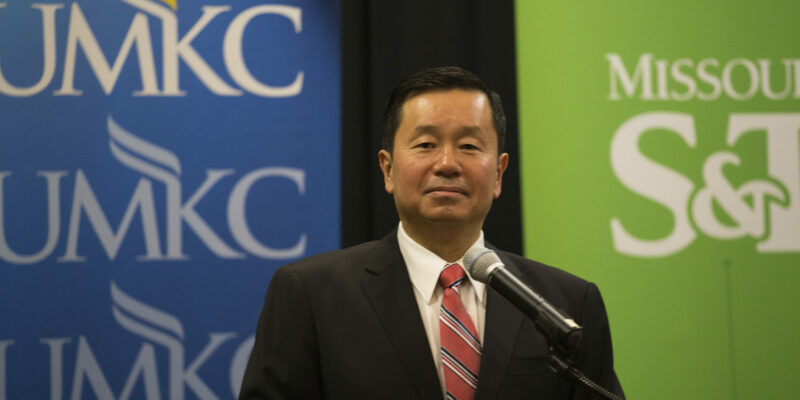 Dr. Mun Y. Choi named next University of Missouri System president