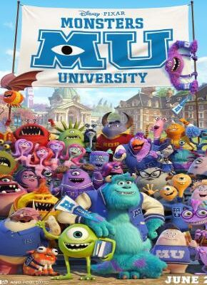 'Monsters University' to show at Leach Theatre